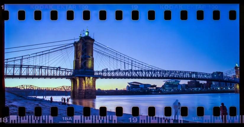 5 Wide Frames... From a wide lens with Kodak Ektar 100 (35mm Format / EI 100 / Mamiya RB67) - by Jeremy Mudd