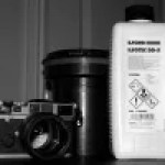 5 Frames… Of stand developed ILFORD HP5 PLUS in DD-X at 30°c – by Simon King