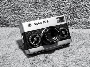 My Rollei 35S, Max Bambauer