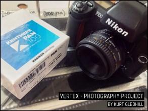 VeRtEx - Photography Project, Kurt Gledhill