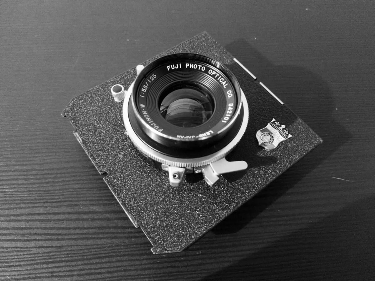 Fujinon-W 125mm f/5.6