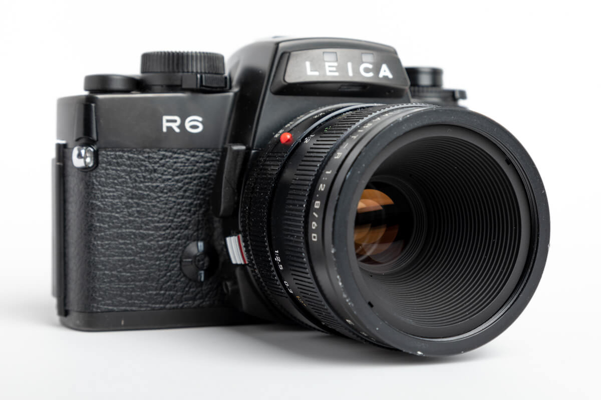 Leica R6 front right- Alexander Laurent