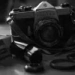 5 Frames… Of the Jurassic Coast on Fomapan 100 Classic (EI 100 / 35mm Format / Pentax Spotmatic SP + Takumar 55mm f/1.8) – by Martin Kelley