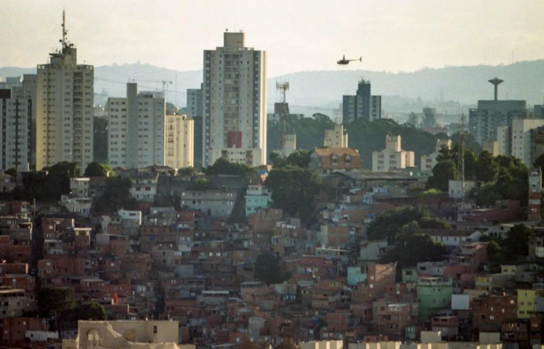 São Paulo with a Nikon 500mm f-8 Reflex-NIKKOR - Kodak ColorPlus 200