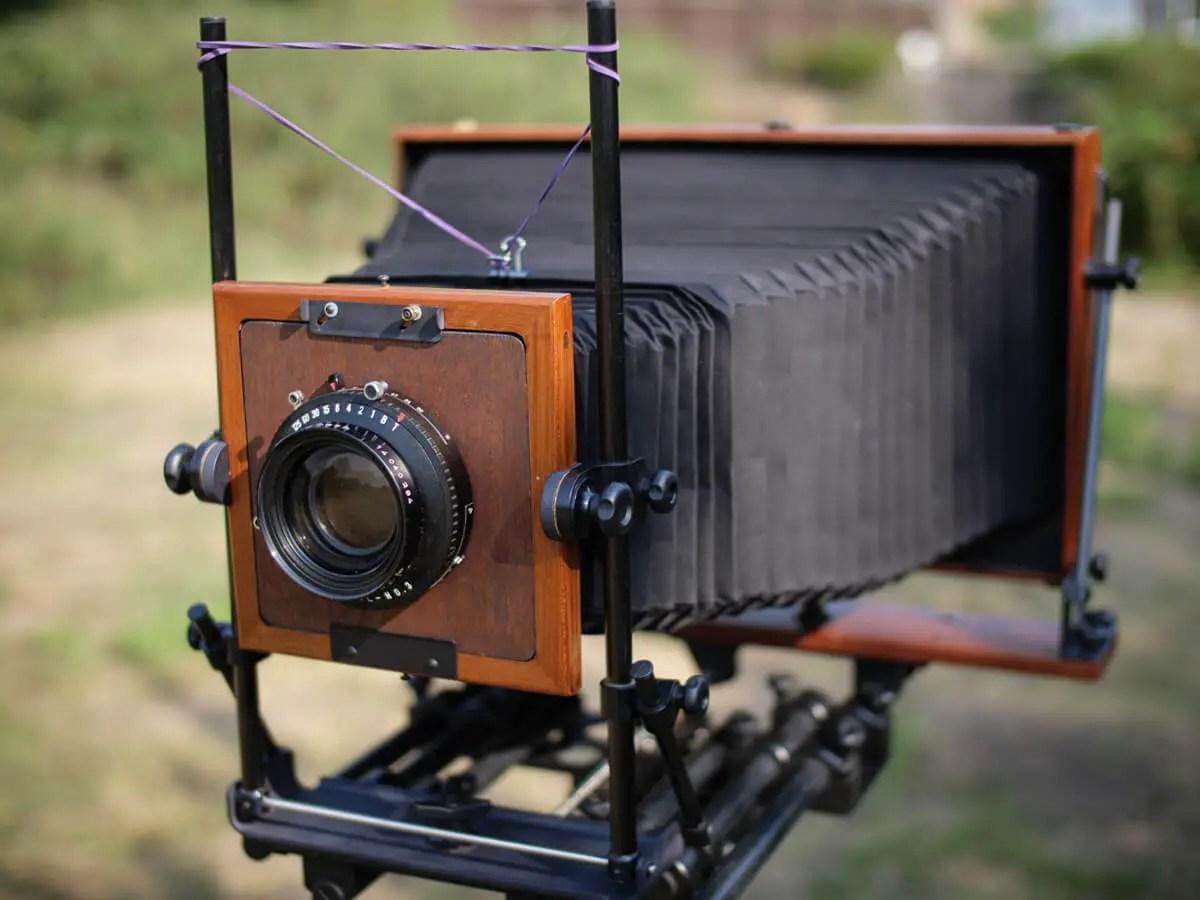 Richard Ritter 7x17 ULF View Camera and Schneider G-Claron 355mm f/11