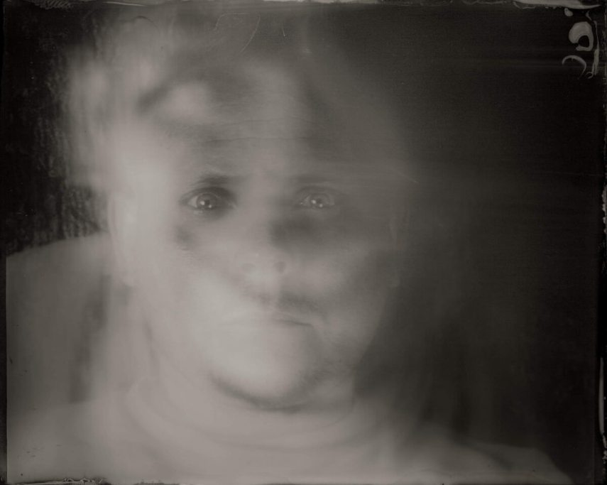 Visualising the Unspeakable: Exploring Post-Traumatic Stress Disorder with wet plate photography