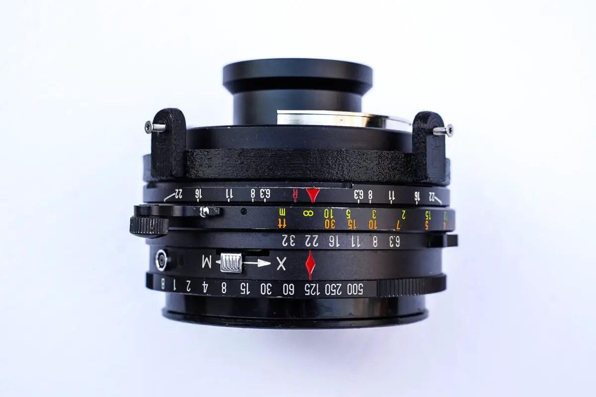 PressPan - Mamiya Press lens