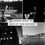 Working inside the 'limits of your equipment'