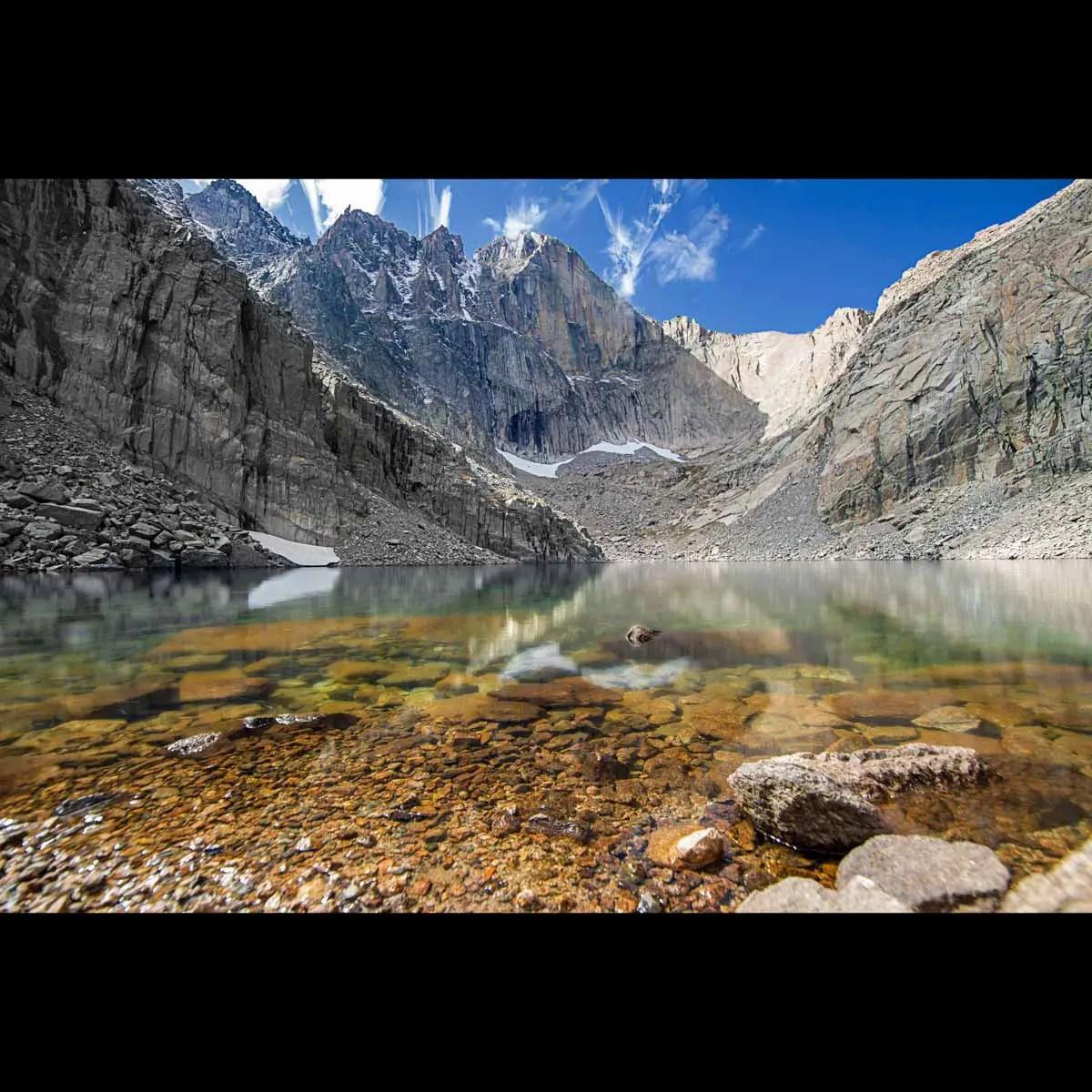 David Hancock - Chasm Lake