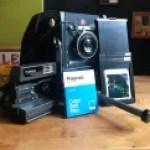 5 Frames… Of Polaroid Originals on an old Burke & James Orbit 4×5 camera and Ilex Paragon Anastigmat lens – by Nathan Acevedo