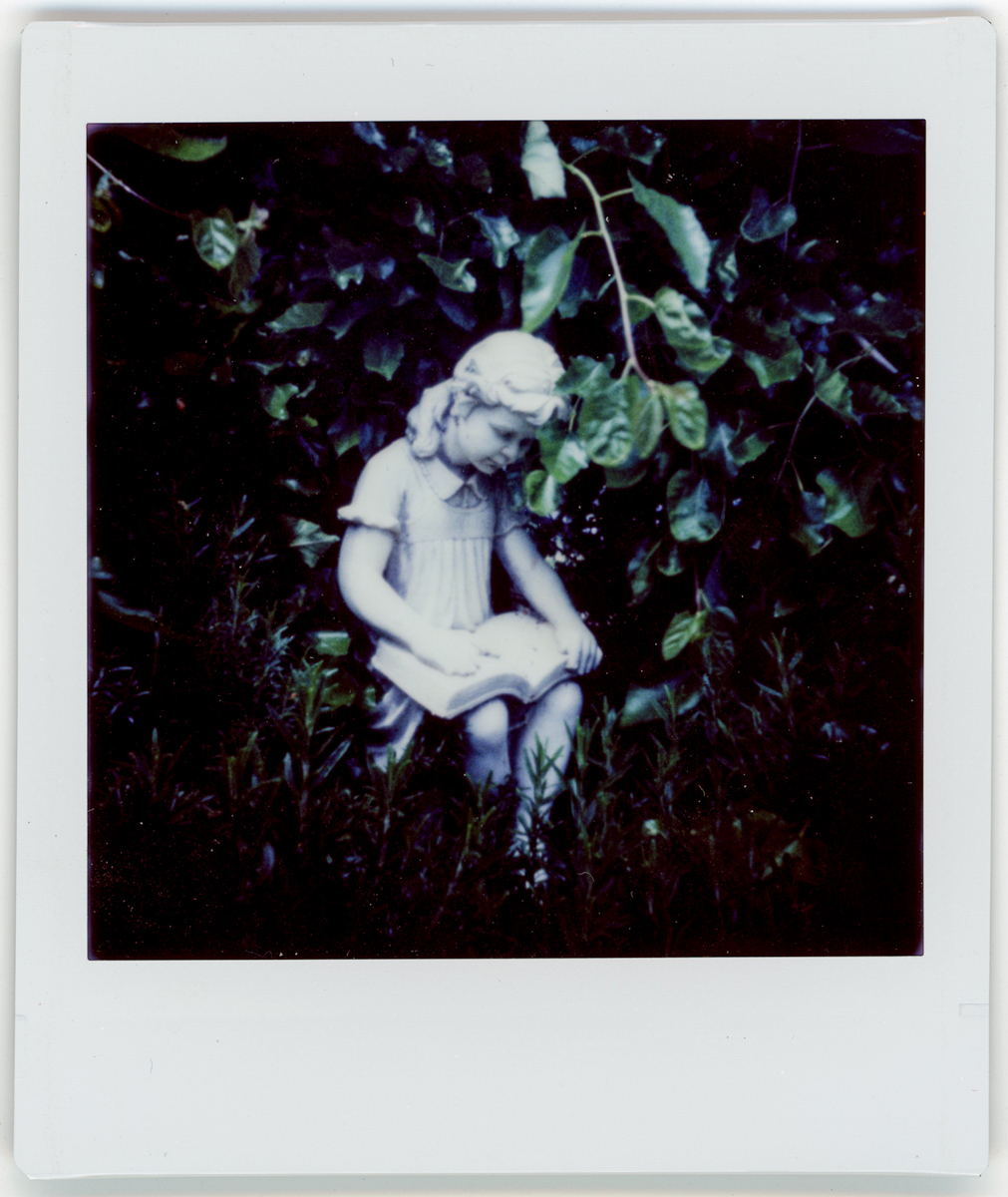 Statue - Lomography Diana Instant Square and Fujifilm Instant Square film