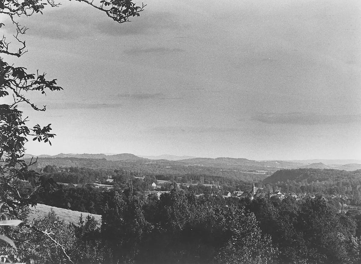 1980 - Landscape d. Le Pêcher 01