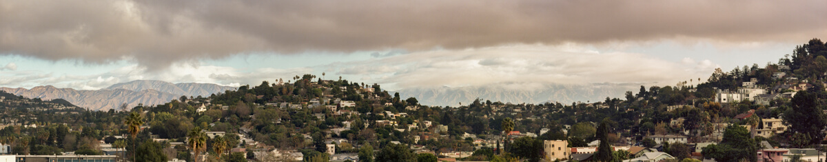 5 Frames… Of Los Angeles on a quiet New Years' Eve day 2020 (Kodak Ektar 100 / EI 100 / Contax G1 + Carl Zeiss 90mm f/2.8 Sonnar T*) - by Brenton Giesey