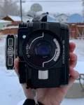 5 Frames… Of in-focus shots with a Nikonos III on Arista.EDU Ultra 100 (120 Format / EI 200) – by Brian DuBois