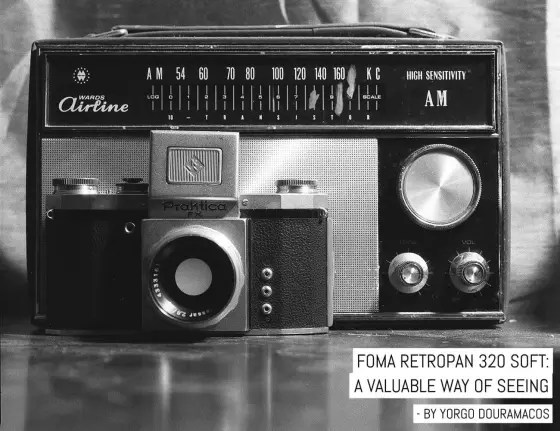 Foma Retropan 320 Soft: A valuable way of seeing