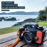 The Nikonos V: The underwater & on-land adventure camera