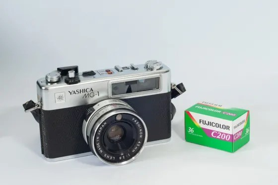 5 Frames… Testing a Yashica MG-1 with Fujicolor C200 and new light seals (35mm Format / EI 200 / Yashinon 45mm f/2.8) – by Wenhong Ni