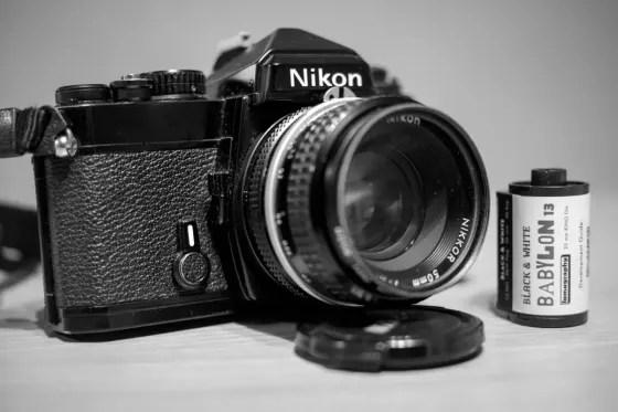 5 Frames… Of Japanese waterfalls with Lomography Babylon Kino 13 (35mm / EI 12 / Nikon FE) – by Orrin Heath