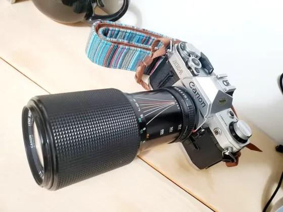 5 Frames… Testing a Canon AE-1 on Kodak Portra 400 (35mm Format / EI 125 / Canon AE-1 + FD 70-210mm f/4) – by Josh Knowles