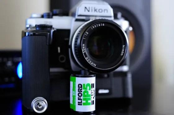 5 Frames… Of Old Main Street, Fort Worth, Texas (35mm Format / EI 400 / Nikon FA + Nikkor 50mm f/1.8 AI) – by Davy Bruyninckx