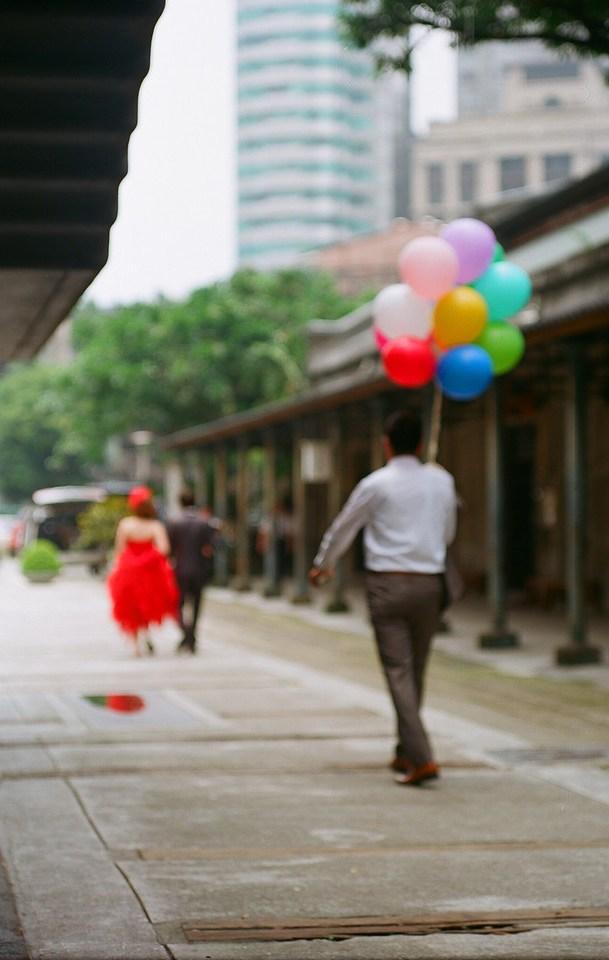 Young at heart - Kodak Ektar 100 shot at EI 100 Color negative film in 120 format