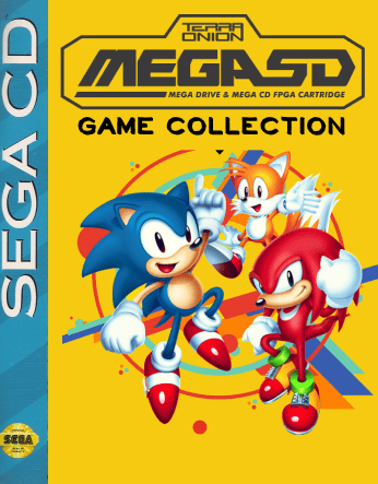 MegaSD Sega CD Full Collection