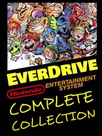 N8 Everdrive NES Nintendo Full Game ROM Collection on MicroSD