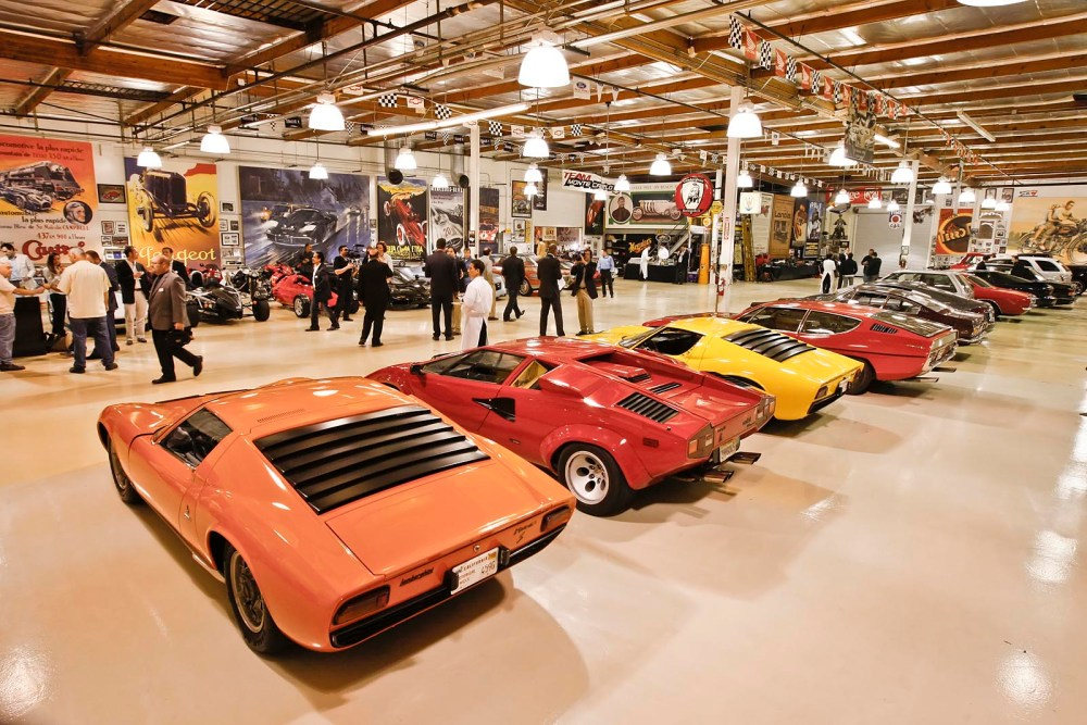 Jay Leno's Garage (2/2)