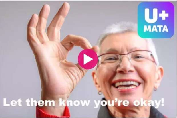 Charlotte, NC - uMata Elder Monitoring Mobile Application. An app that helps the people you care about remain connected through already available wearables.