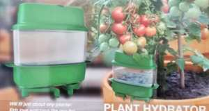 Live Healthier Sustainably Organically Green for Green Lindsay Corporation NYSE LNN Plant Hydrator