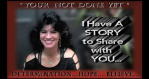 Must Watch Viral Video Determination Hope & Believe Jennifer Baca GoFundME Video Campaign