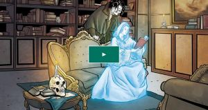 #1 Book Mary Shelley Presents the Trade Paperback KickStarter