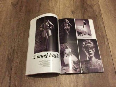 Photo & Retouch: Monika Kamińska; Edytorial FROM ANOTHER FAIRY TALE