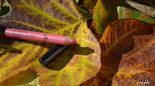 crayons à lèvres avril