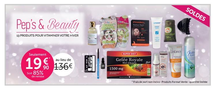 Betrousse Pep's & Beauty