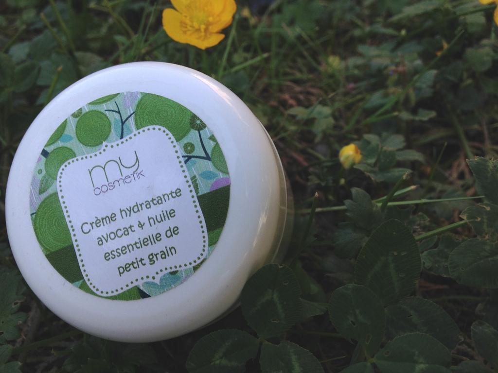 DIY Crème hydratante à l'avocat MyCosmetik