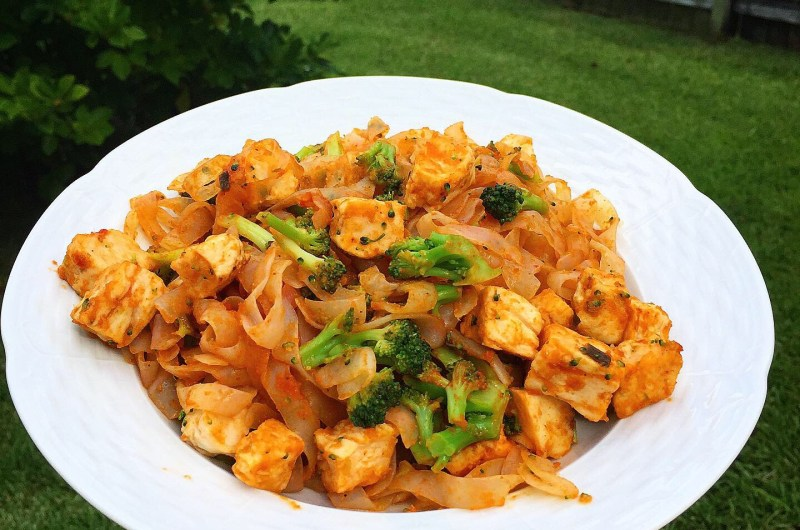 Miracle Noodle Pad Thai