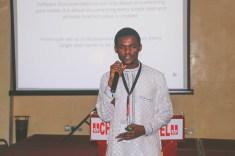 Speaker Idris Abdul Azeez