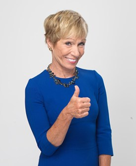 Barbara corcoran for OnDeck Small Business Financing