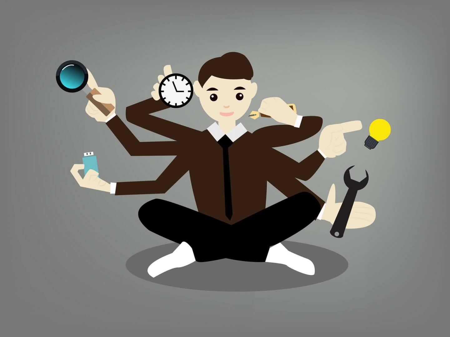 Que es multitasking