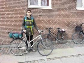 Maxime En Echappée voyage à vélo
