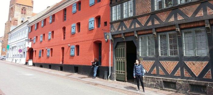 Ambiance médiévale à Næstved