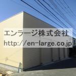 ♡須山町シャッター付ガレージ倉庫・約4.23坪・間口約2.5m・奥行約5.6m・高さ約4m♪ J166-024B6-016-B