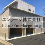 上島町シャッター付倉庫・約5.15坪・2019年5月上旬完成予定! J166-024B2-013