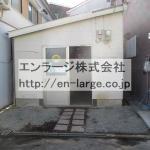 ♡木田町倉庫・1F約8.66坪・資材置場や物置におすすめ☆ J161-038C5-052