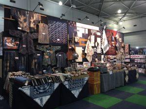 Sashiko Exhibition in Australia