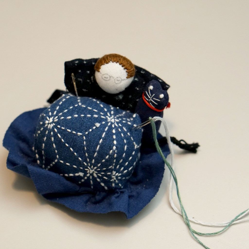 Grandma PinCushion 3
