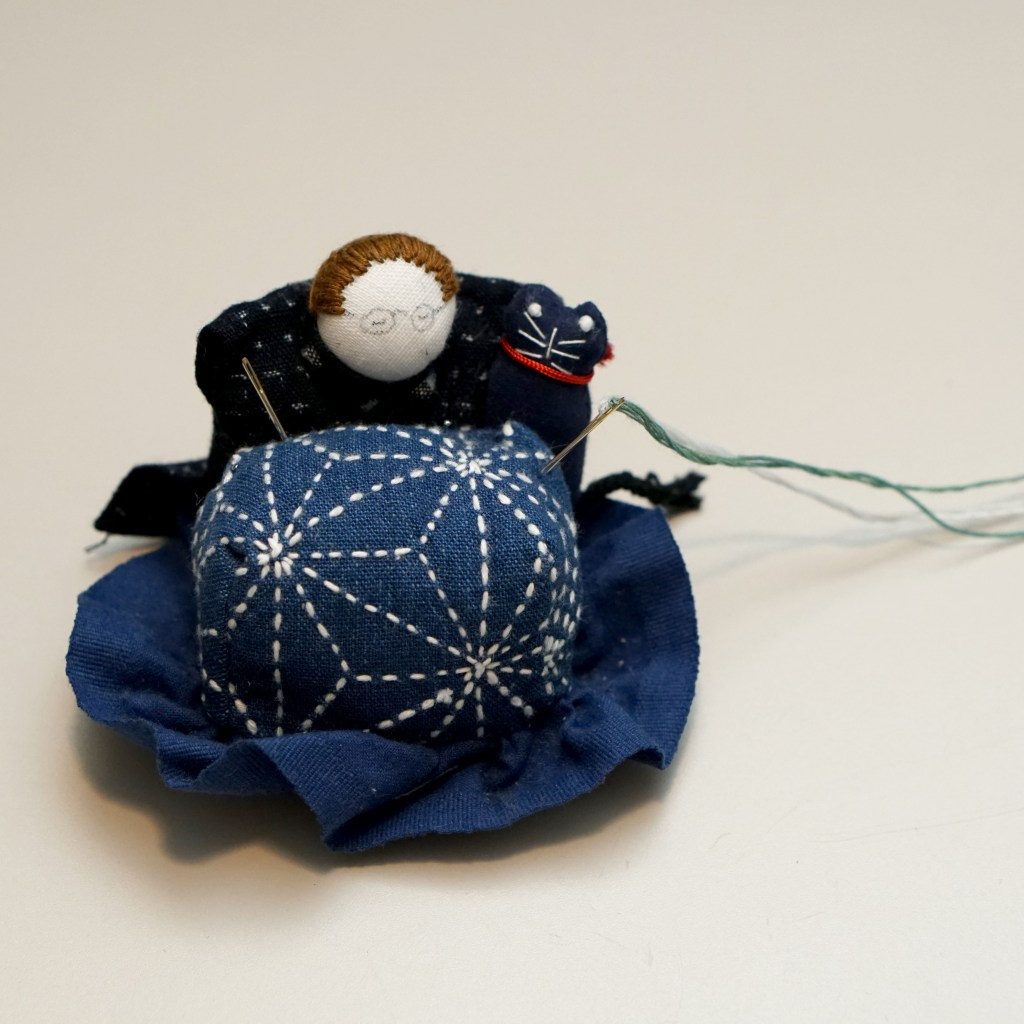 Grandma PinCushion 2