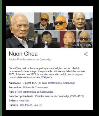 Nuon Chea