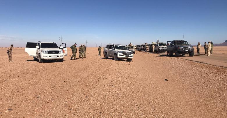 Photo of 411 Battalion refutes seizing control of Sharara oil field
